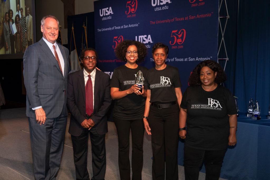 BFSA wins Diversity Award