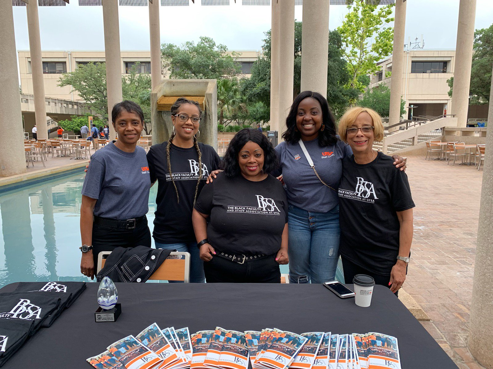 BFSA at greater staff appreciation event